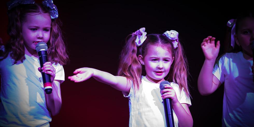 Junior Popstars Program