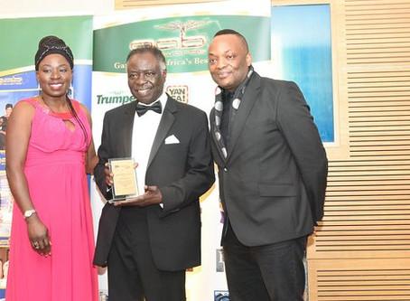 Doctor receives Award