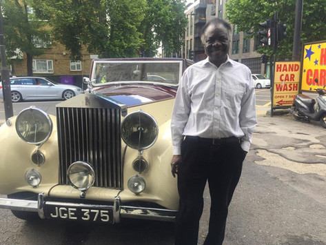The Doctor and His Cars: An Enduring Love Affair