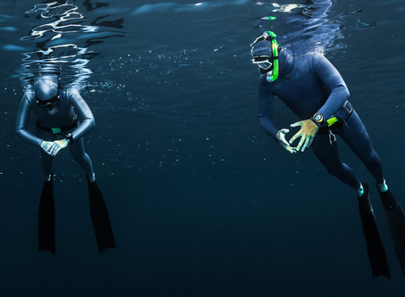 The Final Breath In Freediving