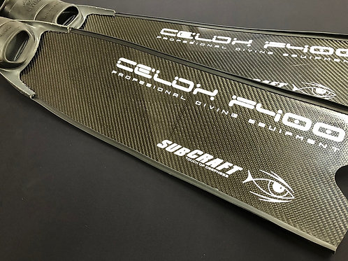 Subcraft Celox-F400 Carbon Fins