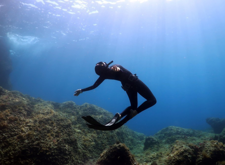7 Key Yoga Poses For An Effective Freediving Stretching Routine