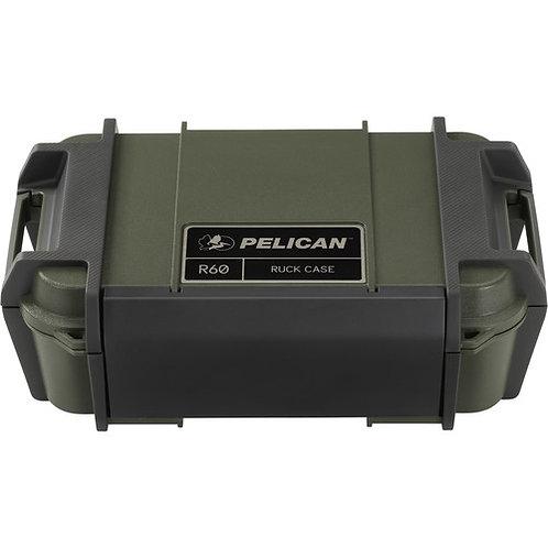 Pelican R60 Ruck Case (Green)