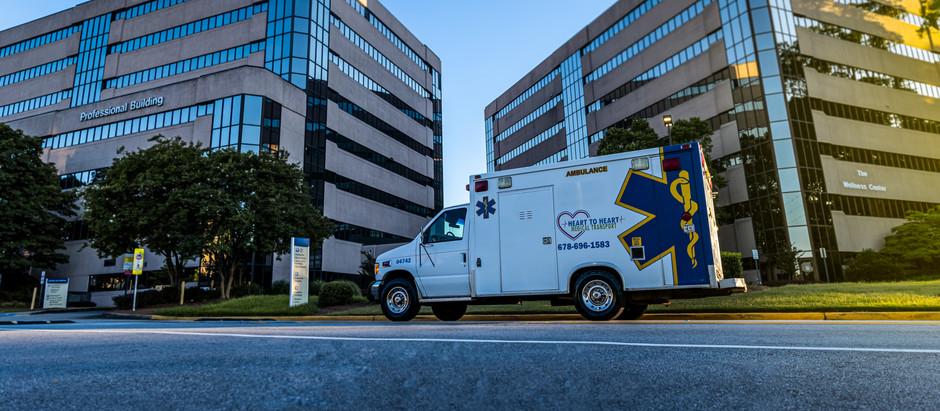 Emergency Medical Transportation Service Vs. Non-Emergency Medical Transportation Service