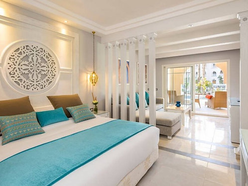 Egipt, Hurghada - Hotel The Grand Palace 5*