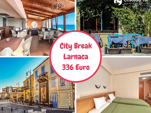 City Break - Larnaca CJ