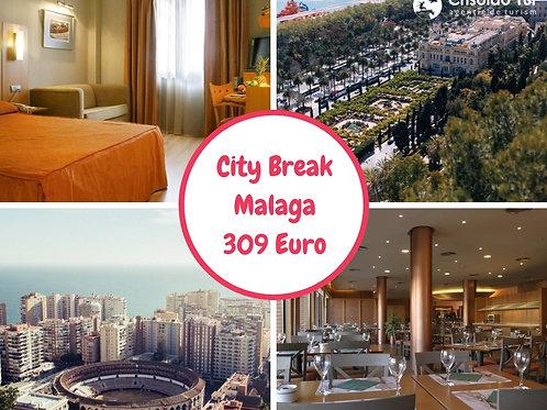 City Break - Malaga CJ