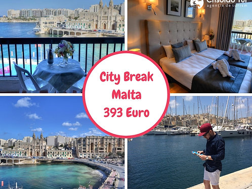 City Break - Malta CJ