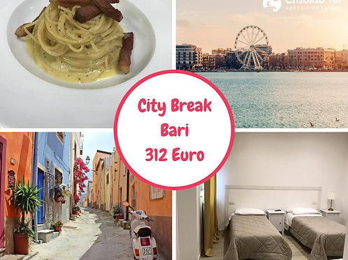 City Break - Bari CJ