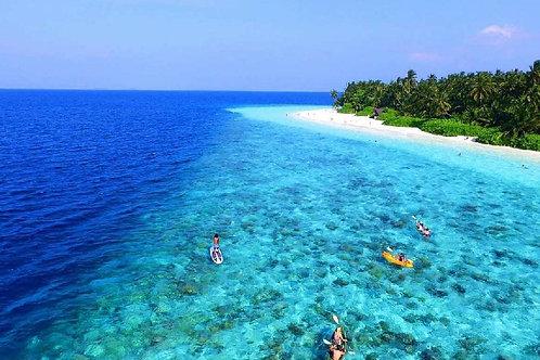Maldive - Fihalhohi Island Resort 4*
