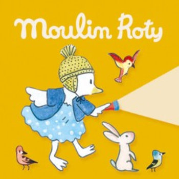 Recharge 3 histoires la grande famille Moulin Roty