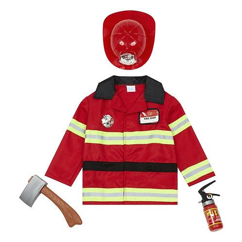 Costume de pompiers