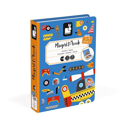 Magneti'book bolides