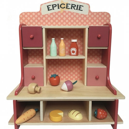 Petite épicerie en bois Egmont Toys