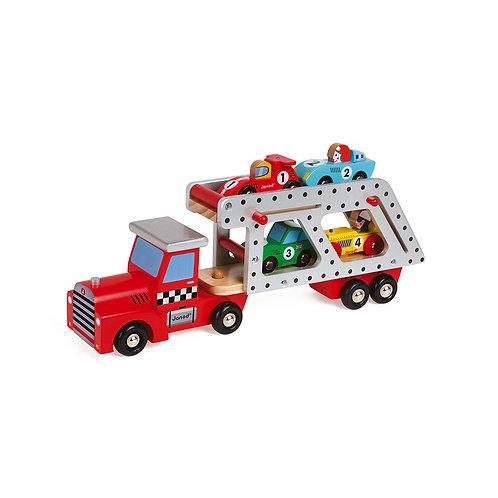 Camion porte-voitures Janod