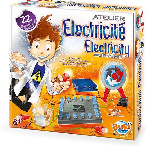 atelier d'électricité Buky