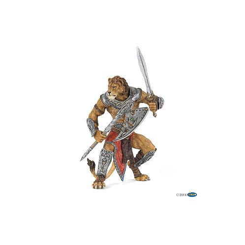 Figurine Mutant lion Papo