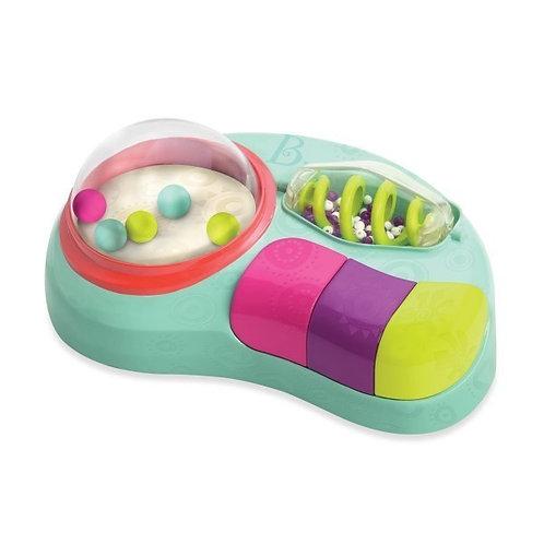 Tableau de découverte Whirly pop B toys