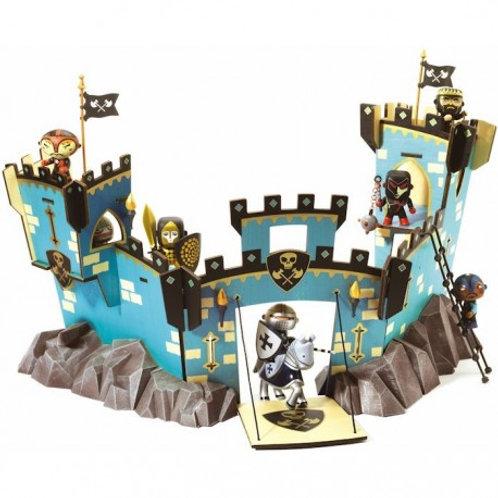Château on ze rock Arty toys Djeco