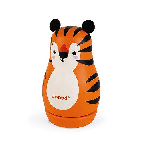 Boîte à musique tigre Janod