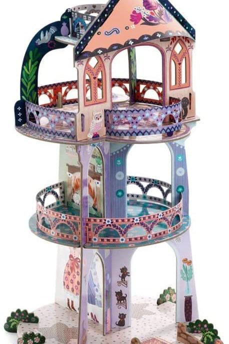La tour des merveilles Djeco