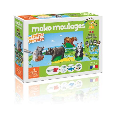 Les espèces protégées Mako créations