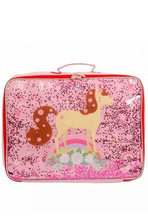 valise cheval paillettes Little lovely company