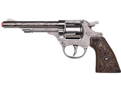 Pistolet de cowboy 8 coups Gonher