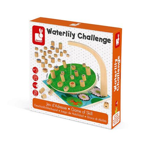 Waterlily Challenge Janod
