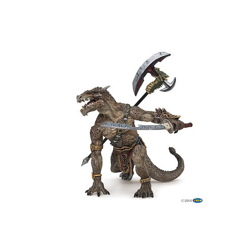 Figurine mutant dragon Papo