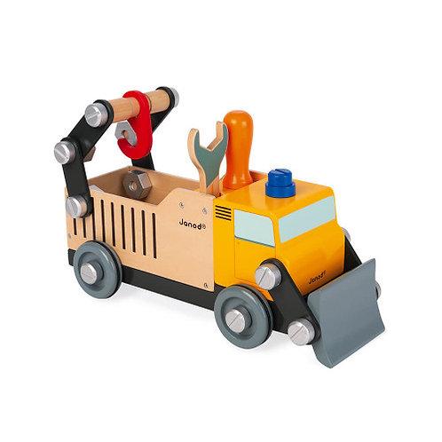 Camion de chantier Brico kids