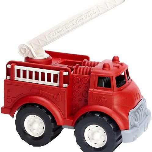 Camion de pompiers Green toys