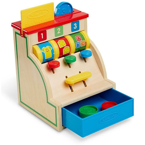 Caisse Melissa and doug