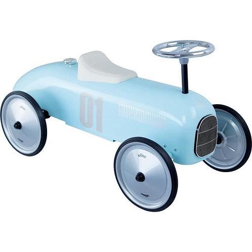 Porteur bleu tendre Vilac