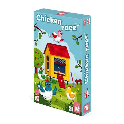 Jeu chicken race Janod
