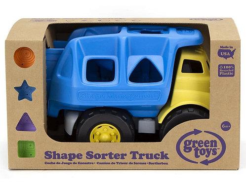 Camion de tri Green toys