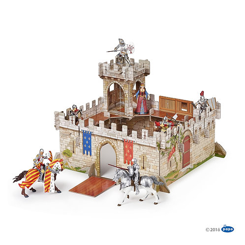 Le château du Prince Philippe Papo