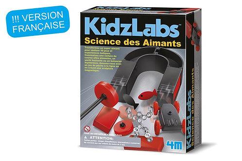 science des aimants 4M