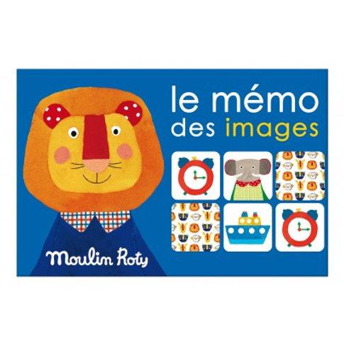 Le mémo des images Moulin Roty
