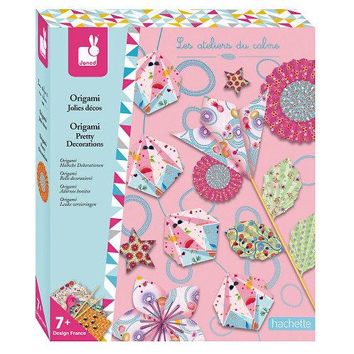 Kit créatif Origami jolies décos Janod