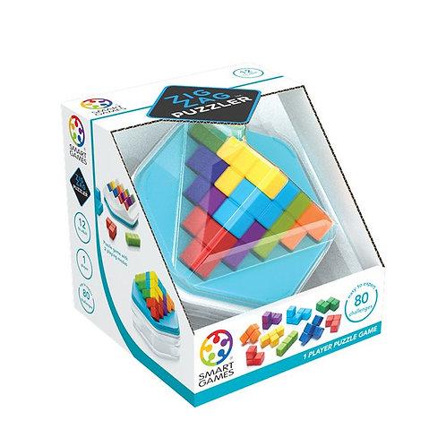 Zig zag puzzel Smart games