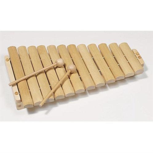 Xylophone en bois Goki