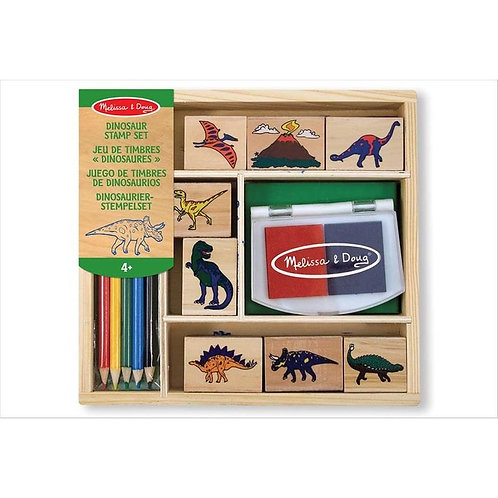 Tampons dinosaures Melissa and Doug