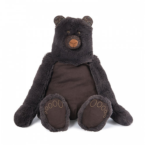 Peluche ours Mimosa Rendez vous chemin du loup Moulin Roty