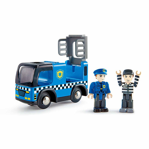 Voiture de police avec sirène Hape