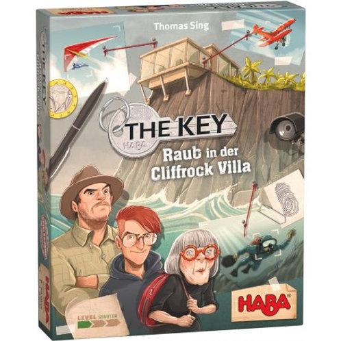Thekey vols à la villa Cliffrock Haba