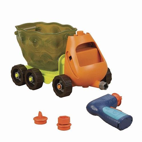 Jeu de construction camion Btoys