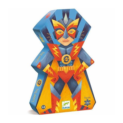 Laser boy puzzle Djeco