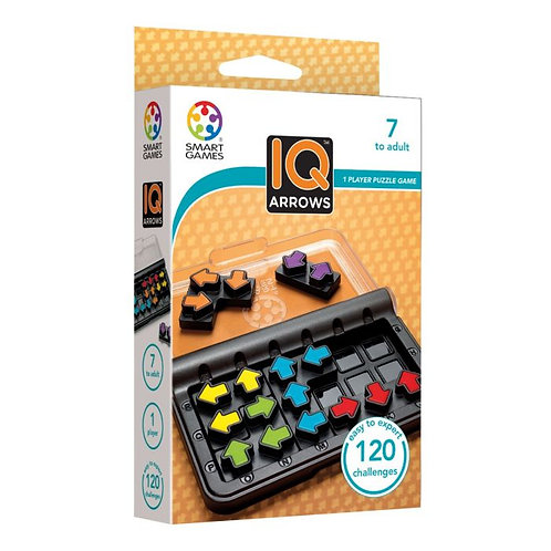IQ arrows smart games