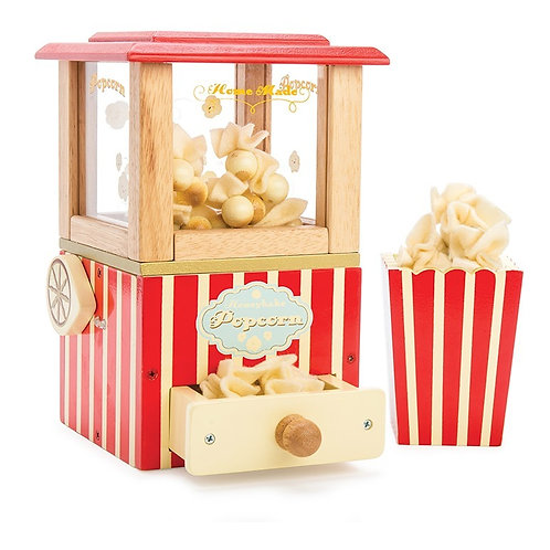 Machine à popcorn en bois Le Toy Van